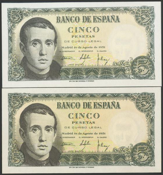 2366 - Billetes Españoles