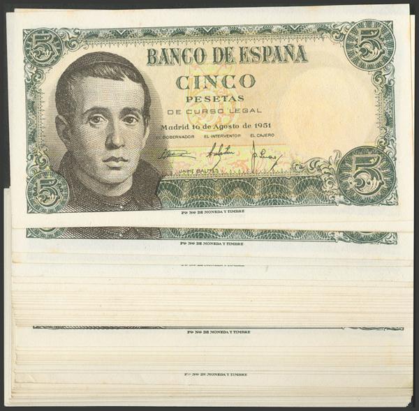 2367 - Billetes Españoles