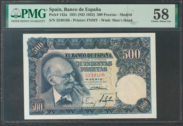 2368 - Billetes Españoles
