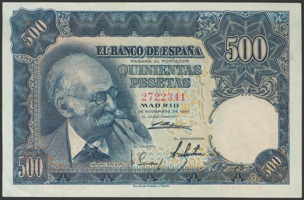 2369 - Billetes Españoles