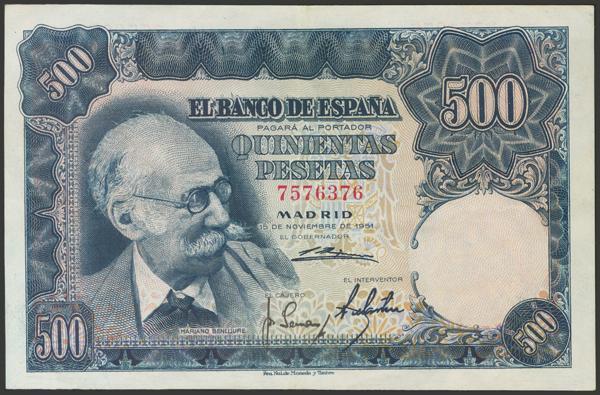 2370 - Billetes Españoles