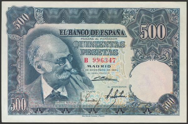 2371 - Billetes Españoles