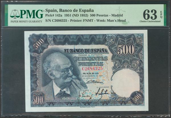 2373 - Billetes Españoles