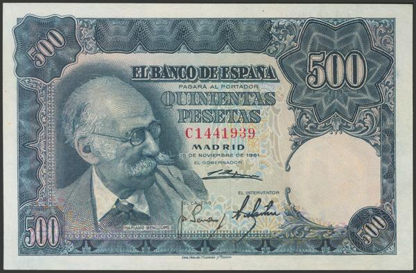 2374 - Billetes Españoles