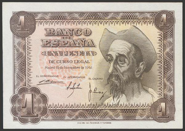 2376 - Billetes Españoles