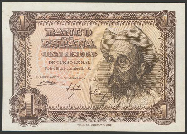 2378 - Billetes Españoles