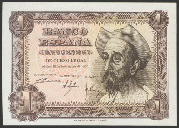 2379 - Billetes Españoles