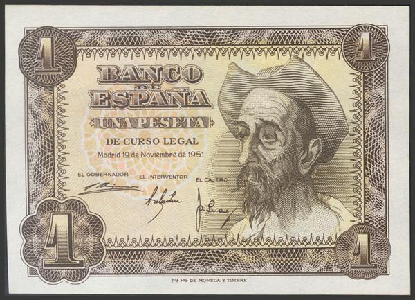 2380 - Billetes Españoles