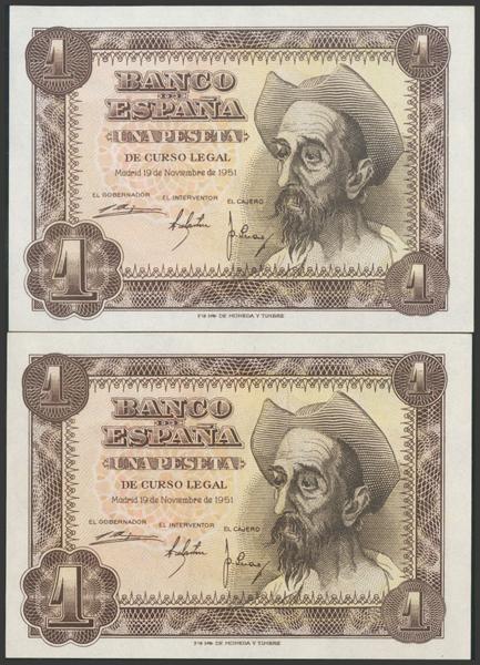 2381 - Billetes Españoles