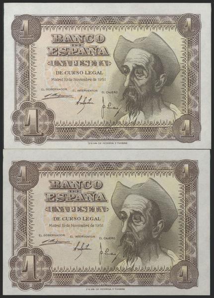 2384 - Billetes Españoles