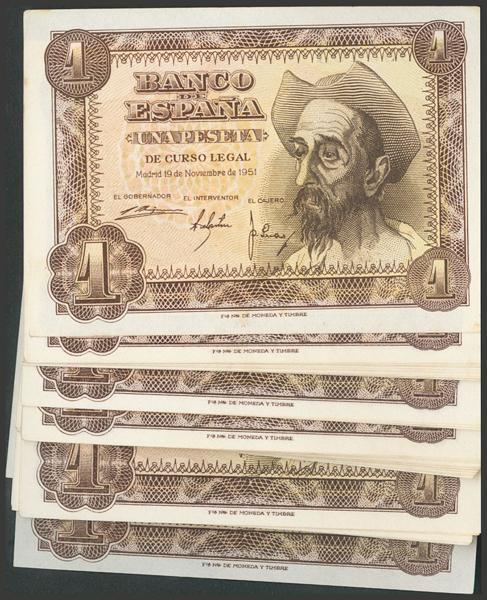2385 - Billetes Españoles