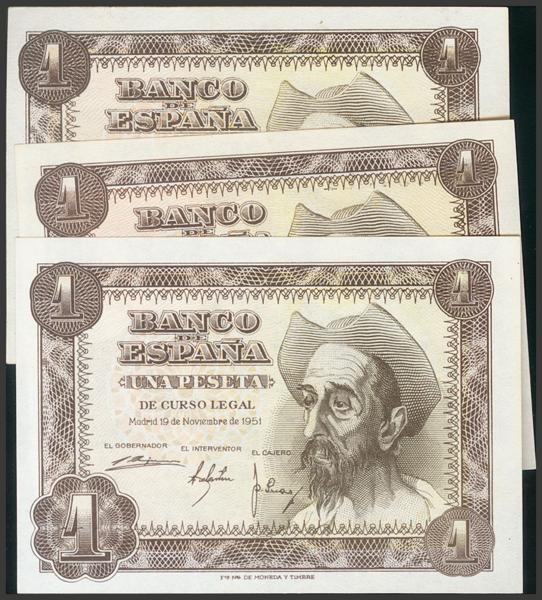 2386 - Billetes Españoles