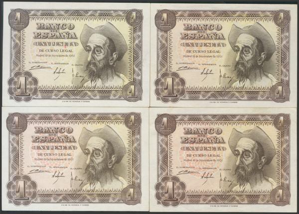 2387 - Billetes Españoles