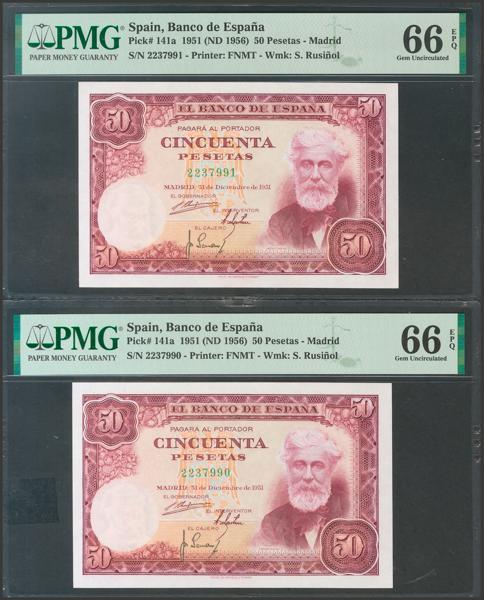 2389 - Billetes Españoles