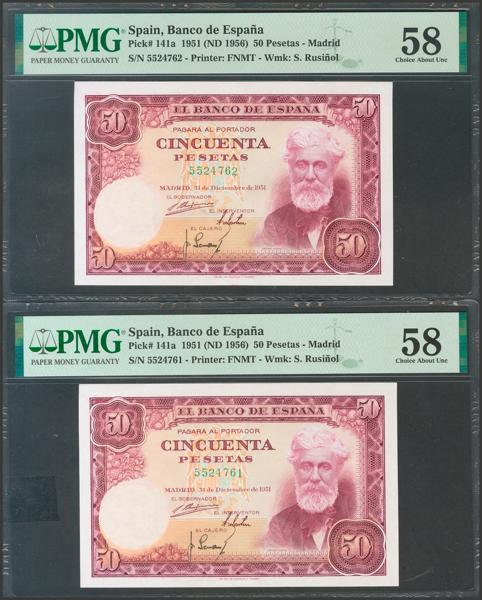 2390 - Billetes Españoles