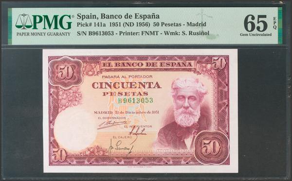 2395 - Billetes Españoles