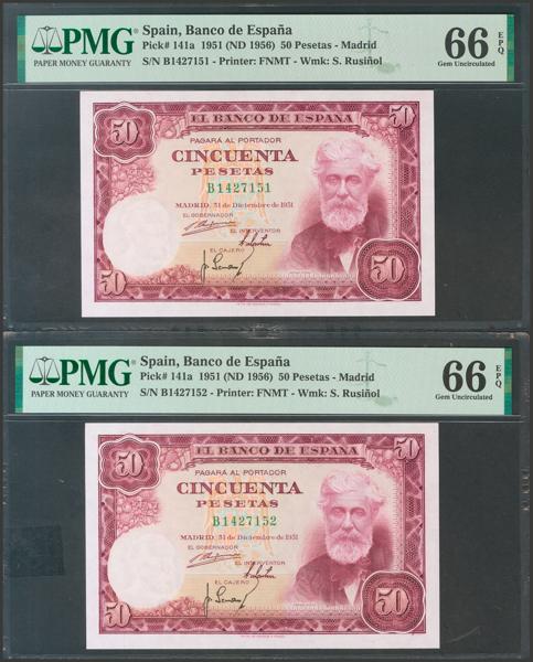 2397 - Billetes Españoles