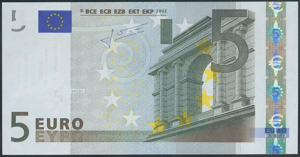 2699 - Billetes Euros