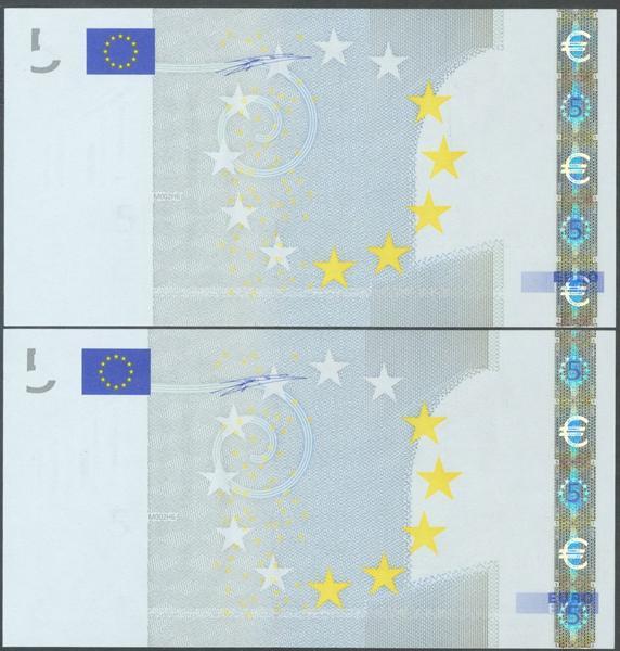 2700 - Billetes Euros