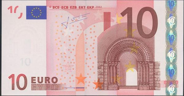 2704 - Billetes Euros