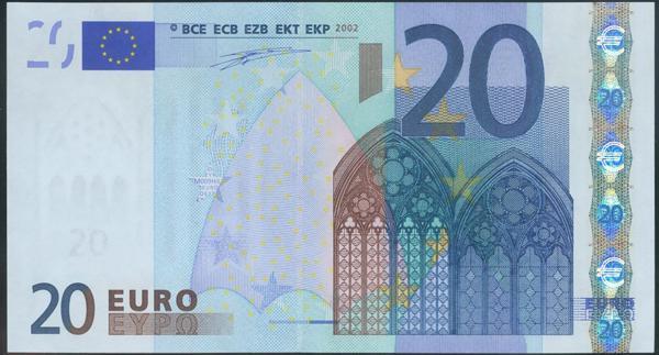 2705 - Billetes Euros