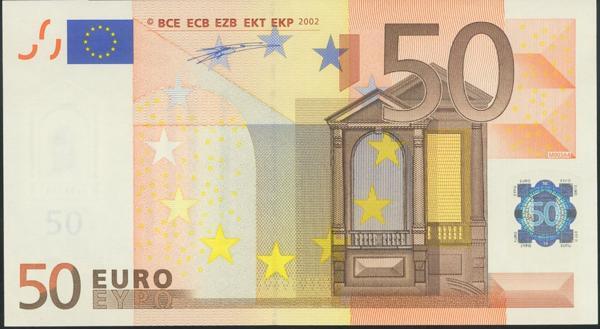 2707 - Billetes Euros
