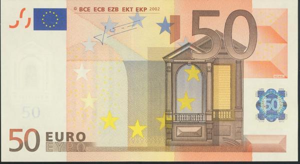 2708 - Billetes Euros