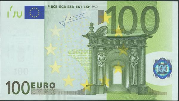 2711 - Billetes Euros