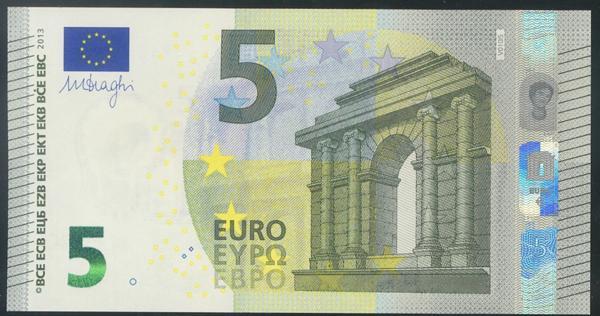 2712 - Billetes Euros