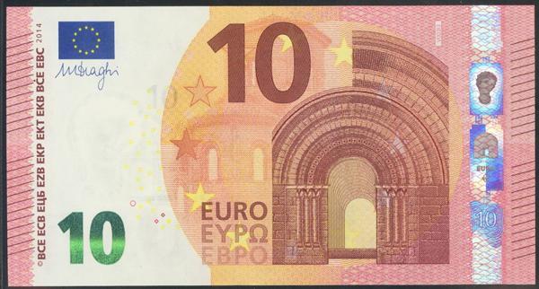 2714 - Billetes Euros