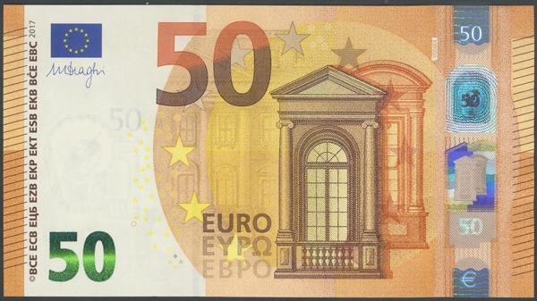 2718 - Billetes Euros
