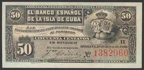 2720 - Billetes de Colonias y Otros