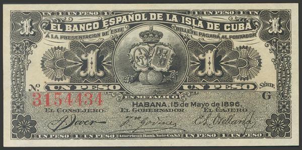 2721 - Billetes de Colonias y Otros