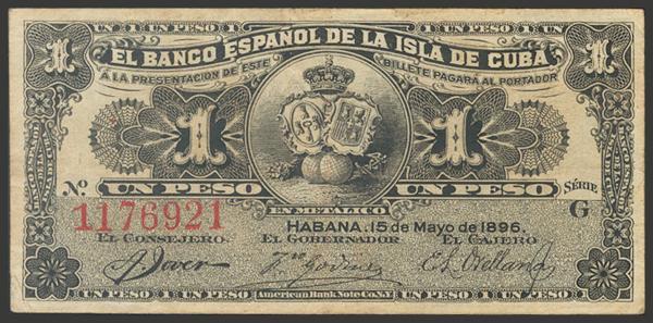 2722 - Billetes de Colonias y Otros