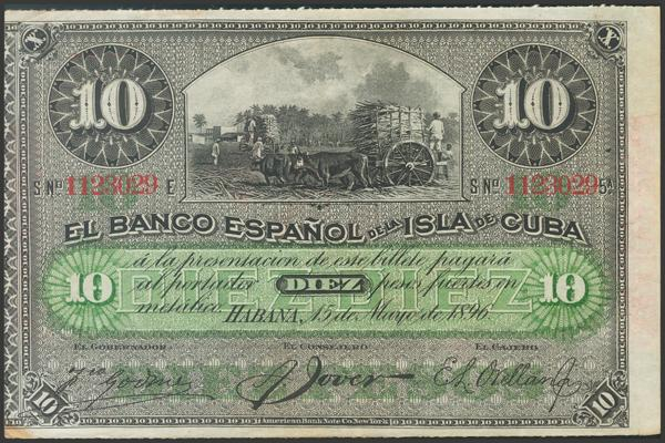 2729 - Billetes de Colonias y Otros