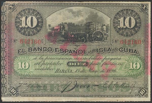 2730 - Billetes de Colonias y Otros