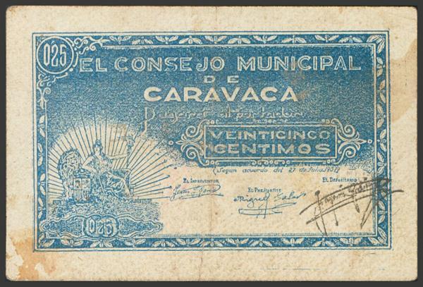 2785 - Billetes Guerra Civil