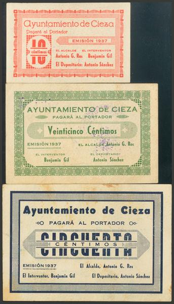 2791 - Billetes Guerra Civil