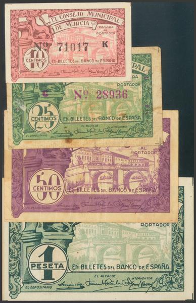 2813 - Billetes Guerra Civil