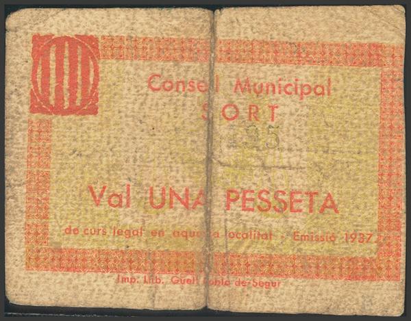 3012 - Billetes Guerra Civil