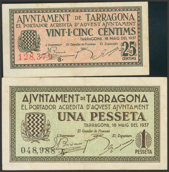 3013 - Billetes Guerra Civil