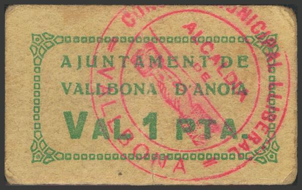 3032 - Billetes Guerra Civil