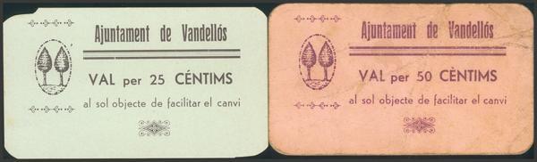 3035 - Billetes Guerra Civil
