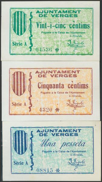 3036 - Billetes Guerra Civil
