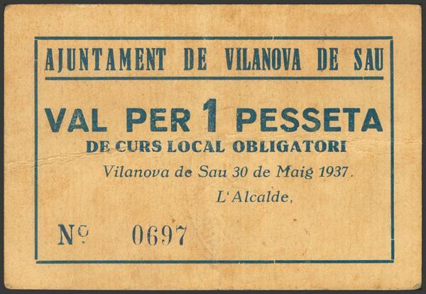 3048 - Billetes Guerra Civil