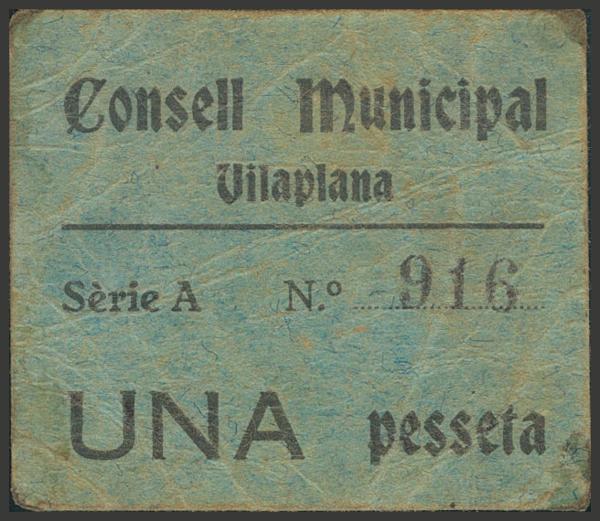3050 - Billetes Guerra Civil