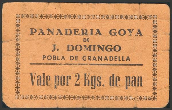 3061 - Fichas y Vales
