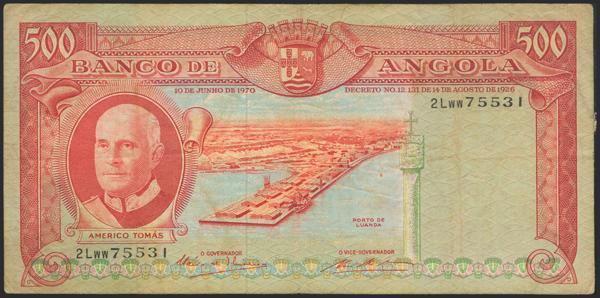 13 - Billetes Extranjeros