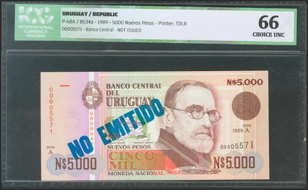 1401 - Billetes Extranjeros