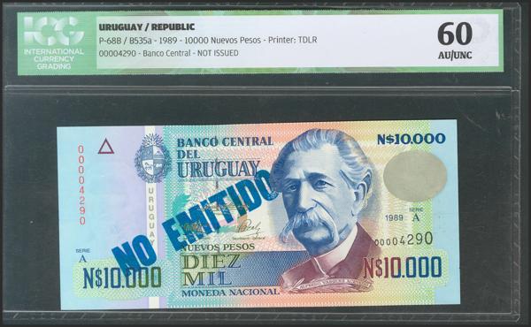 1402 - Billetes Extranjeros